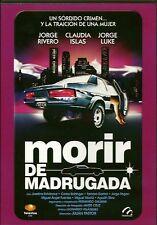 Morir de madrugada (1980) 90 min  |  Crime, Drama, Mystery