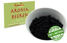 1 kg  Aroniabeeren Aronia getrocknet ungesüsst ungeschwefelt  vom-Achterhof