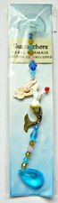 Pearl Mermaid Sun Catcher Fantasy Metal Fair Trade Pilgrim Imports New