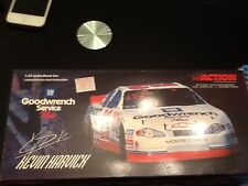 NASCAR Kevin Harvick #29 2001 Monte Carlo GM Goodwrench Service Plus 1/24 car