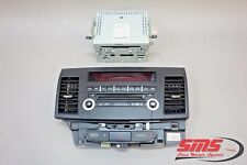 2011 Mitsubishi Lancer Evolution X Radio CD Player Ralliart OEM