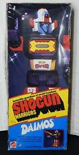 "1978 vintage Mattel SHOGUN Warriors DAIMOS robot toy 24"" Jumbo Machinder w/box !"