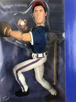 "Greg Maddux Starting Lineup 1997 Edition Figure Fully Poseable Baseball 12"" New"