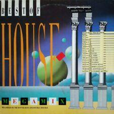 Best Of House Megamix Vol 1 Vinyl LP VGC