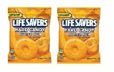 Lifesavers Butter Rum Hard Candy Individually Wrapped  2 Bag Pack