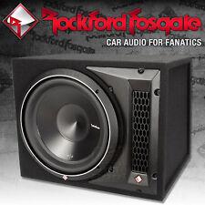 Rockford Fosgate Punch P3 P3-1X12 1 Ohm Gehäusesubwoofer 30cm Bass Subwoofer
