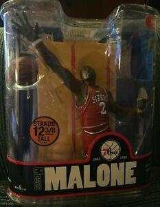 McFarlane NBA Legends 3   * MOSES MALONE *   , Philadelphia 76ers , NEU & OVP!!!