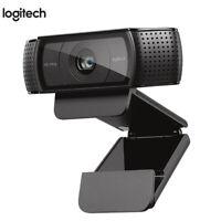 Logitech HD Pro Webcam C920E Widescreen Video Calling And Recording 1080p Camera