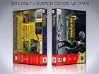 CASTLEVANIA LEGACY OF DARKNESS. Box/Case. Nintendo 64. BOX + COVER. (NO GAME).