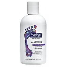 Footlogix 15 Exfoliating Seaweed Scrub 250ml 8.45oz Exfoliates Dead Skin Cells