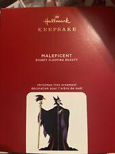 New ListingHallmark 2020 Maleficent Disney Villians Christmas Tree Ornament Mib Limited