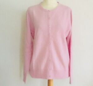 Pure Cashmere Cardigan By WoolOvers