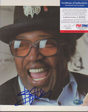 BO DIDDLEY SIGNED 8X10 PHOTO IN PERSON RARE SIGNATURE BLUES LEGEND PSA/DNA