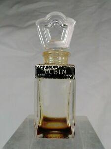 "Lubin, rare Flacon ancien ""Nuit de Longchamp"""