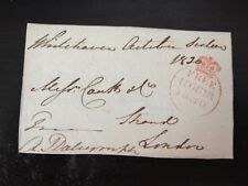 SIR ADOLPHUS DALRYMPLE - ARMY OFFICER AND POLITICIAN - SIGNED ENVELOPE FRONT