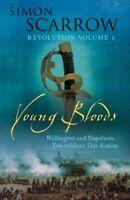 Complete Set Series - Lot of 4 Revolution Quartet books by Simon Scarrow