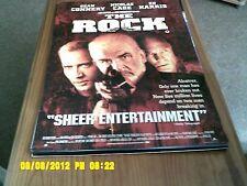 Le Rock (Sean Connery. Ed Harris, Nicholas Cage) Movie Poster A2