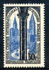 STAMP / TIMBRE FRANCE NEUF N° 986 ** CENTRE D'ETUDES ROMANES A TOURNUS COTE 6 €