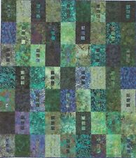 Zen - Pieced - Quilt Pattern Removed from a Magazine - Quilting