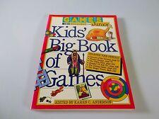 1990 Games Magazine Junior Kids' Big Book of Games Brand New Christmas Gift