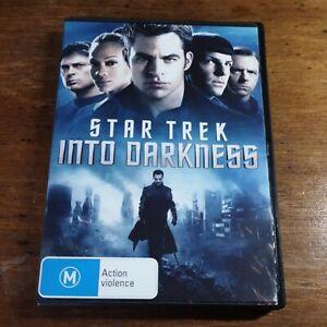 Star Trek INTO DARKNESS DVD R4 Like New! FREE POST