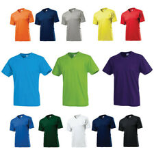 Stedman V-Neck Herren T-Shirt mit V-Ausschnitt Classic T