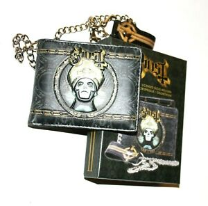 GHOST GOLD MELIORAT WALLET OFFICIAL LICENSED NEW WITH BOXED