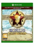 Tropico 5 - Complete Collection For XBOX One (New & Sealed)