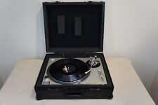 TECHNICS SL-1200MK2 TURNTABLE WITH CARRING CASE