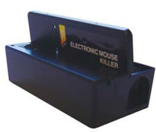 MOUSE TRAP IS HUMANE AND MULTI KILL PROFESSIONAL ELECTRONIC UNIT