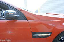 LED Side Markers Side Flutes for Holden Berlina VE Series 1 & 2  Sedan Wagon