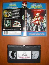 Los Caballeros del Zodiaco: La Leyenda de Los Santos Escarlata [Anime VHS] Manga