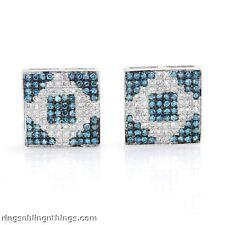 DYNAMIC BLUE & WHITE DIAMOND EARRINGS COMPARE:$3,249.00