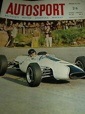 MONTE CARLO RALLY 1966 MINI FORMULA 3 ROY PIKE GEKI DE SANCTIS SEG WARTBURG WUST