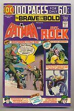 Brave and the Bold #117 (1975) FN (6.0) ~ Batman & Sgt. Rock ~ Bob Haney