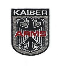 KAISER ARMS HAT PATCH PIN UP 2ND AMENDMENT VETERERAN GUN RIFLE PISTOL AMMO