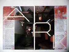 COUPURE DE PRESSE-CLIPPING :  ARK [3pages] 2001 Tore Ostby,John Lande,Burn...
