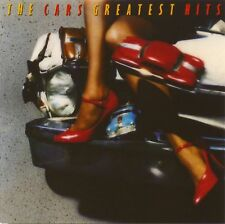 CD-THE CARS-The Cars GREATEST HITS - #a981