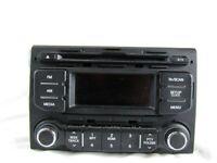 961701W700CA car Radio KIA Rio 1.2 63KW B 5M 5P (2011) Remplacement Utilisé (Non