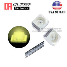100PCS 1210 (3528) Warm White PLCC-2 Light SMD SMT LED Diodes Emitting USA