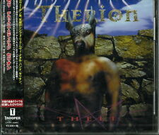 THERION-THELI (DELUXE EDITION)-JAPAN CD+DVD F56