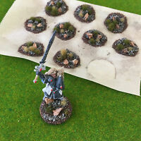 Woodland Scenic Base Toppers - Scenery Model Warhammer Gamers Grass Tufts Basing