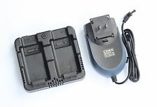 New NIVO 2M&2C Dual Charger Nivo charger for Trimble 2M&2C Total Station