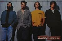 SOUNDGARDEN - A3 Poster (ca. 42 x 28 cm) - Band Clippings Fan Sammlung NEU