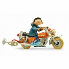 Plastoy GASTON ET LA MOTO SAPETOKU Figurine