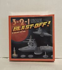 3-2-1 BLAST OFF BOARD GAME; NEW SEALED 1991 Stars Galaxy Space Sci Fi