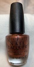 Opi Nail Lacquer, Black Label, Rare, Unopened, Concerto In Copper