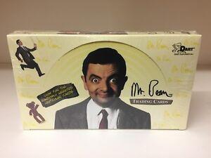 Mr. Bean - Sealed Trading Card Hobby Box - Dart Flipcards 1997
