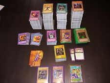 Yugioh Old School Holo Rare Card Collection Lot!!! 1st Editions! 1800+