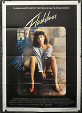 Flashdance 1983 Original 39X55 Italienische Film Poster Jennifer Beals Michael